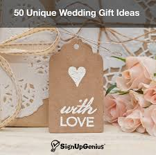 wedding gift experience ideas 50 unique wedding gift ideas give the and groom an