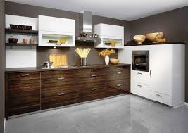 brown kitchen cabinets the stylish high gloss white kitchen cabinets