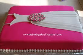 Kitchen Tea Cake Ideas The Baking Sheet Bridal Shower Cake