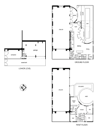 Gothic Church Floor Plan by 6 Oxford Street Collingwood Vic 3066