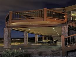 Led Exterior Soffit Lights by Outdoor Led Lights For Decks Sacharoff Decoration