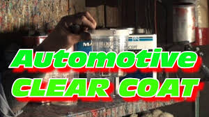 automotive clear coat which one u0027s the best ppg matrix or the