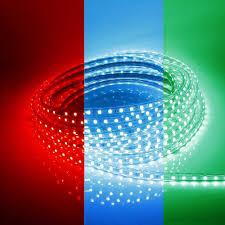 Indirekte Beleuchtung Wohnzimmer Dimmbar 230v Led Streifen Rgb Band Streifen Leiste Ip44 Stripe Dimmbar