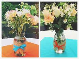 graduation table centerpieces ideas party centerpieces with mason jars party table centerpieces ideas