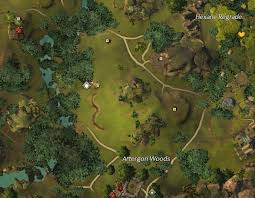 Caledon Forest Map Collect Jars For A Cheap 20 Slot Bag Guild Wars Hub