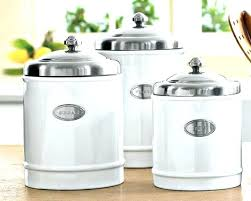 canisters for the kitchen ceramic containers kitchen kliisc com