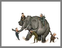 3 Blind Men And The Elephant The Blind Men Elephant And The Poem Pictures To Pin On Pinterest