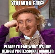 Meme Types - 8 types of gamblers in memes by droid slots