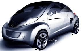 mitsubishi japan 2009 mitsubishi i miev sport air concept pictures news research