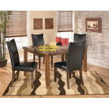 Leather Parson Dining Chairs Essential Home Faux Leather Parsons Chair