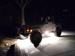 jeep wrangler rock lights rock lights jeeper pinterest jeeps rock and lights