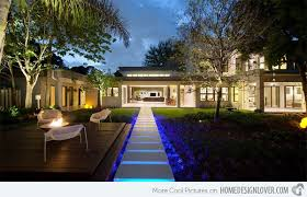 Landscape Led Lights 15 Dramatic Landscape Lighting Ideas Stop The Ride