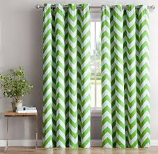 Cheap Curtains Vancouver Lime Green Curtains Amazon Com