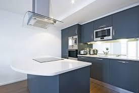 Modern Kitchens Cabinets Modern Blue Kitchen Design Outofhome