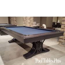 Pool And Ping Pong Table Plank U0026 Hide Axel Pool Table