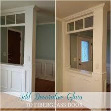 best fiberglass door made in canada home decor window door how to make your own decorative glass front door hometalk
