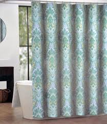 Teal Ruffle Shower Curtain by Coffee Tables Gray Bathroom Window Curtains Ombre Ruffle Shower