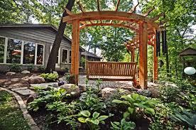 circular pergola backyard ideas pinterest pergolas patios