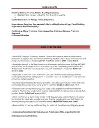 petroleum engineer resume inspector electromechanical engineer resume rev 01