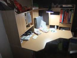 meuble de bureau d occasion grand bureau d angle