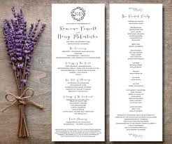 printing wedding programs best 25 wedding program etiquette ideas on wedding