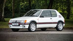 a peugeot would you pay 38 000 for a peugeot 205 gti drivetribe