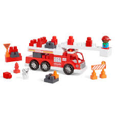 tonka fire rescue truck tonka mighty builders fire tuff truck playset toys