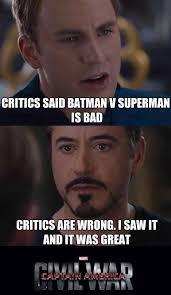 What Do You Think Meme - what do you think about batman v superman meme by crow se7en