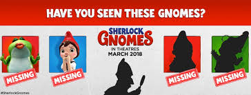 sherlock gnomes movie teaser trailer