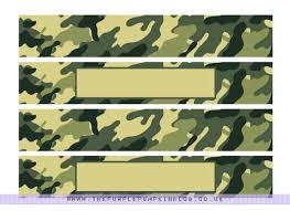51 best army birthday printables images on pinterest military