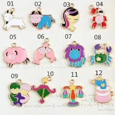 bracelet charms diy images Kawaii jewelry pendant charms 10pcs lot colorful resin food cakes jpg