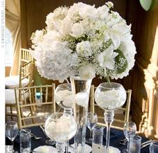 tall centerpieces for wedding reception tables the wedding