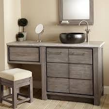 Bathroom Sink Vanity Combo Unique Awesome 60 Inch Bathroom Vanity Single Sink With Makeup