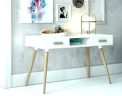 Modern Desk With Drawers White Desk With Draws Bethebridge Co