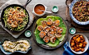 planning a vegetarian thanksgiving feast fitness