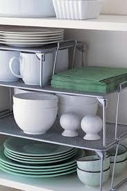 how do you arrange dishes in kitchen cabinets how to organize kitchen cabinets storage tips ideas for