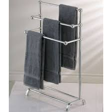 Free Standing Towel Stands For Bathrooms Best 25 Free Standing Towel Rack Ideas On Pinterest Blanket Floor