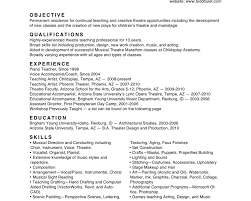 Acting Cv Example Cv Example Research Interests