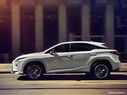 lexus crossovers 2017 lexus rx luxury crossover lexus com