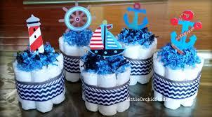 Nautical Baby Shower Decorations - nautical food ideas for baby shower best decoration ideas for you