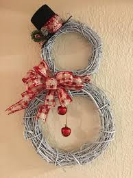 Decorating Grapevine Wreaths For Christmas a personal favorite from my etsy shop https www etsy com listing
