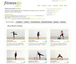 barre class at home fitnessglo review and giveaway balancing today