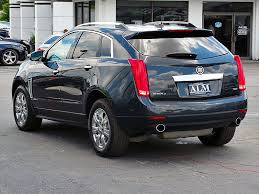 2015 cadillac srx crossover 2015 used cadillac srx awd 4dr luxury collection at alm mall of