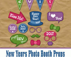New Year Decoration Printable by New Years Eve Party Etsy