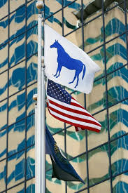 Blue Flag With White Star In The Middle Lexington To Get A New Flag With A Blue Horse Lexington Herald