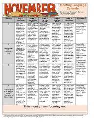 12 best speech language calendars images on calendar