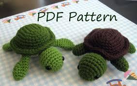 amigurumi pattern pdf free the turtle amigurumi crochet pattern pdf