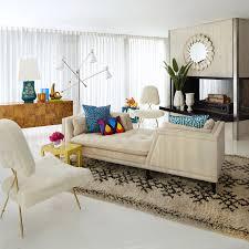 Petal Mirror Modern Décor  Pillows Jonathan Adler - Jonathan adler bedroom