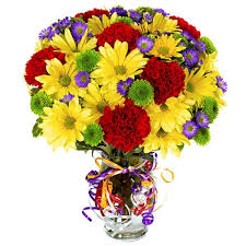 send cheap flowers best wishes mixed bouquet at send flowers
