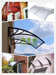 Outdoor Window Awnings And Canopies Yp80100 80x100cm 31 5x39in Plastic Outdoor Canopy Shop Front